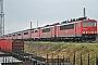 "LEW 18291 - DB Schenker ""155 271-0"" 01.03.2015 - Rostock-SeehafenFelix Bochmann"
