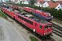 """LEW 18291 - DB Schenker """"155 271-0"""" 17.10.2011 - IngolstadtPaul Tabbert"""