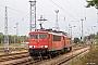 "LEW 18293 - Railion ""155 273-6"" 08.07.2008 - Rostock, Rangierbahnhof SeehafenIngmar Weidig"