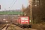 """LEW 18420 - DB Regio """"143 039-6"""" 13.02.2008 - Wuppertal-Zoologischer GartenIngmar Weidig"""