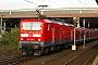 """LEW 18420 - DB Regio """"143 039-6"""" 28.11.2007 - Düsseldorf, HauptbahnhofJens Seidel"""
