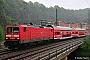 """LEW 18421 - DB Regio """"143 040-4"""" 27.05.2013 - Dresden, FelsenkellerStefan Sachs"""