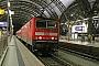 """LEW 18421 - DB Regio """"143 040-4"""" 14.10.2011 - Dresden, HauptbahnhofWolfram Wätzold"""