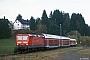"LEW 18423 - DB Regio ""143 042-0"" 24.10.2002 - Feldberg (Schwarzwald), Haltepunkt Altglashütten-FalkauIngmar Weidig"