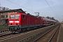 """LEW 18424 - DB Regio """"143 043-8"""" 02.04.2014 - KönigsbornRolf Kötteritzsch"""