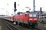 "LEW 18425 - DB Regio ""143 044-6"" 20.07.2007 - Düsseldorf, HauptbahnhofDieter Römhild"