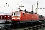 "LEW 18427 - DB AG ""143 046-1"" 07.03.1999 - Leipzig, HauptbahnhofOliver Wadewitz"
