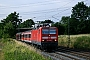 """LEW 18427 - DB Regio """"143 046-1"""" 30.06.2005 - Großen LindenDieter Römhild"""