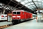 "LEW 18428 - DB Regio""143 047-9"" 23.06.2001 - Leipzig, HauptbahnhofJens Böhmer"