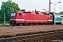 """LEW 18429 - DB Regio """"143 048-7"""" 26.05.2000 - Dresden, Bahnhof MitteStefan Sachs"""