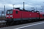 "LEW 18429 - DB Regio ""143 048-7"" 06.02.2008 - BitterfeldChristian Werwick"