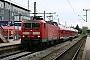 """LEW 18431 - DB Regio """"143 050-3"""" 26.04.2009 - Freiburg (Breisgau)Wolfgang Kollorz"""