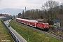 """LEW 18436 - DB Regio """"143 055-2"""" 22.03.2015 - Freiburg (Breisgau), WaldseeStefan Sachs"""