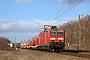 """LEW 18436 - DB Regio """"143 055-2"""" 08.03.2019 - Wittenberge NordMichael Uhren"""