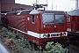 "LEW 18437 - DR ""143 056-0"" 14.08.1992 - Halle (Saale), VESMErnst Lauer"
