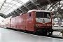 "LEW 18437 - DB Regio ""143 056-0"" 20.09.2001 - Leipzig, HauptbahnhofOliver Wadewitz"