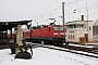 "LEW 18437 - DB Regio ""143 056-0"" 18.02.2010 - Altenburg