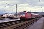 "LEW 18438 - DB Regio""143 057-8"" 30.01.2000 - Heilbronn, HauptbahnhofUdo Plischewski"