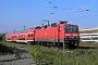 """LEW 18439 - DB Regio """"143 058-6"""" 10.05.2010 - Dresden-AltstadtHans Geisler"""