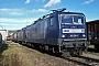 "LEW 18440 - RBH Logistics ""113"" 10.01.2015 - Saalfeld (Saale), BetriebswerkArchiv www.br143.de"