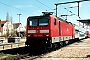 "LEW 18442 - DB Regio ""143 061-0"" 12.04.2001 - Rostock, HauptbahnhofJens Böhmer"