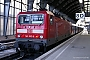 "LEW 18443 - DB Regio ""143 062-8"" 01.12.2009 - Bremen, HauptbahnhofDieter Römhild"
