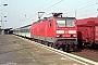 """LEW 18444 - DB Regio """"143 063-6"""" 21.07.2001 - Berlin-Schönefeld, Bahnhof FlughafenHeiko Müller"""