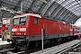 """LEW 18445 - DB Regio """"143 064-4"""" 30.07.2010 - Frankfurt (Main), HauptbahnhofAndreas Görs"""