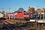 """LEW 18446 - DB Regio """"143 065-1"""" 02.11.2015 - Hohenstein-ErnstthalFelix Bochmann"""