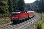 """LEW 18447 - DB Regio """"143 066-9"""" 28.04.2008 - Steinbach am WaldJens Seidel"""