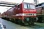 """LEW 18448 - DB AG """"143 067-7"""" 22.01.1995 - Stralsund, BahnbetriebswerkErnst Lauer"""