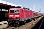 """LEW 18448 - DB Regio """"143 067-7"""" 19.07.2006 - NürnbergMario Fliege"""