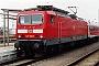 "LEW 18450 - DB Regio""143 069-3"" 05.03.2002 - Rostock, HauptbahnhofOliver Wadewitz"