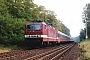 "LEW 18452 - DB Regio""143 071-9"" __.11.2000 - Frankfurt (Oder), RosengartenSven Lehmann"