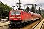 "LEW 18453 - DB Regio ""143 072-7"" 05.06.2006 - Saalfeld (Saale)Frank Weimer"