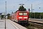 """LEW 18453 - DB Regio """"143 072-7"""" 06.08.2009 - Magdeburg, HauptbahnhofJens Böhmer"""