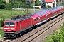 """LEW 18456 - DB Regio""""143 075-0"""" 15.06.2003 - Rudolstadt-VolkstedtFrank Weimer"""