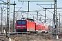 """LEW 18457 - DB Regio """"143 076"""" 22.01.2019 - Halle (Saale), HauptbahnhofDieter Römhild"""