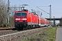 """LEW 18457 - DB Regio """"143 076"""" 11.03.2014 - Groß GerauRobert Steckenreiter"""
