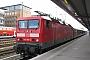 """LEW 18459 - DB Regio """"143 083-4"""" 31.03.2010 - Bremen, HauptbahnhofStefan Thies"""
