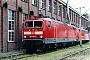 """LEW 18460 - DB Regio """"143 084-2"""" 03.05.2002 - Dessau, AusbesserungswerkOliver Wadewitz"""