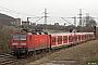 """LEW 18461 - DB Regio """"143 085-9"""" 03.02.2008 - Wetter (Ruhr)Ingmar Weidig"""