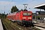 """LEW 18462 - DB Regio """"143 086-7"""" 06.08.2009 - Magdeburg, HauptbahnhofJens Böhmer"""