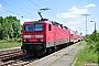 """LEW 18463 - DB Regio """"143 087-5"""" 25.05.2011 - Leipzig-TheklaDieter Römhild"""