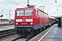 """LEW 18467 - DB Regio """"143 091-7"""" 13.11.2007 - Heilbronn, HauptbahnhofWolfram Wätzold"""