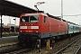 "LEW 18468 - DB Regio ""143 092-5"" 17.02.2001 - Cottbus, BahnhofOliver Wadewitz"