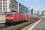 "LEW 18468 - DB Regio ""143 092"" 07.04.2015 - Stuttgart, HauptbahnhofLeo Stoffel"