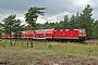 "LEW 18468 - DB Regio ""143 092-5"" 29.06.2007 - Brück, Ortsteil BaitzRudi Lautenbach"