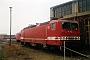 "LEW 18469 - DB AG ""143 093-3"" 03.12.1998 - Engelsdorf (bei Leipzig), BetriebswerkOliver Wadewitz"