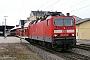 """LEW 18469 - DB Regio """"143 093-3"""" 11.02.2007 - Freiberg (Sachsen)Dieter Römhild"""